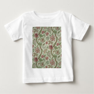 standard of flowers and leaves baby T-Shirt