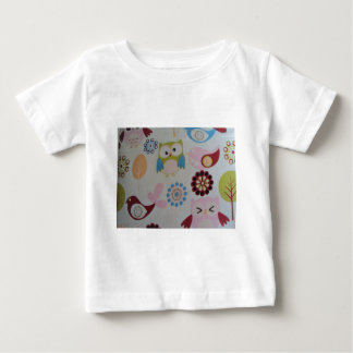 standard of owls and birds baby T-Shirt