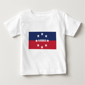 Standard of the governor of Hawaiʻi Baby T-Shirt