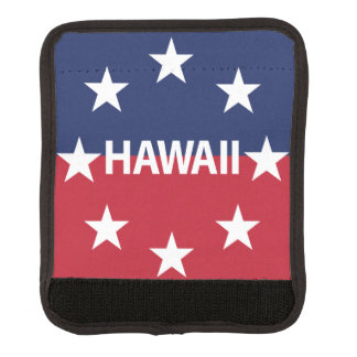Standard of the governor of Hawaiʻi Luggage Handle Wrap