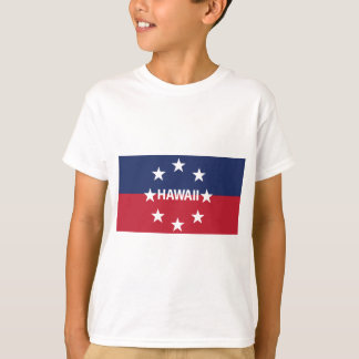 Standard of the governor of Hawaiʻi T-Shirt