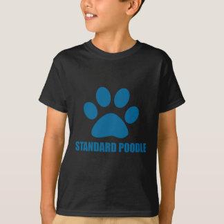 STANDARD POODLE DOG DESIGNS T-Shirt
