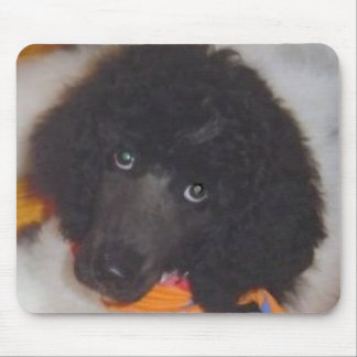 Standard Poodle Mouse Pad