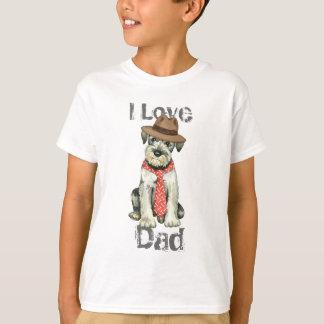 Standard Schnauzer Dad T-Shirt