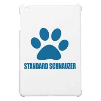 STANDARD SCHNAUZER DOG DESIGNS iPad MINI COVER