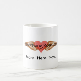 Standard size (11 oz) Heartwing Roasters mug