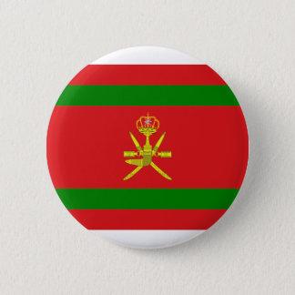 Standard the Sultan Oman, Oman 2 Inch Round Button