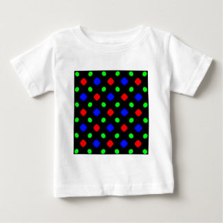 standard with balls and squares baby T-Shirt