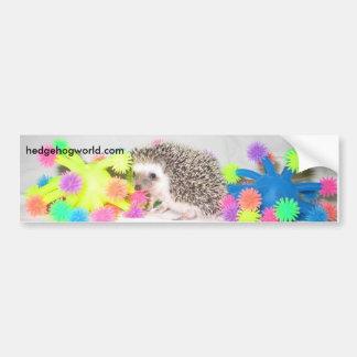 Standard with colors bumper bumper sticker
