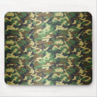 Standard Woodland Camo Mouse Pad
