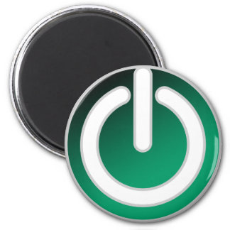 Standby On/Off Power Switch Fridge Magnet