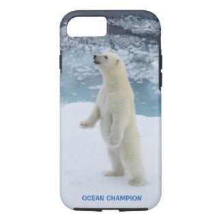Standing Arctic Polar Bear iPhone 8/7 Case