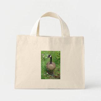 Standing Canadian Goose Bag