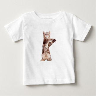 Standing cat - kitty - pet - feline - pet cat baby T-Shirt