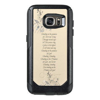 Standing on the Promises of God OtterBox Samsung Galaxy S7 Case