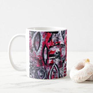 """""""Standing Proud"""" Acrylic Art Coffee Mug"""