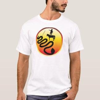 Standing Rock Bllack Snake T-Shirt