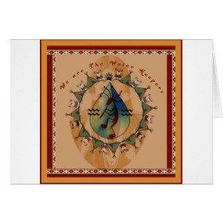 Standing Rock Card