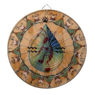 Standing Rock Dartboard