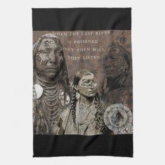 Standing Rock Kitchen Towel