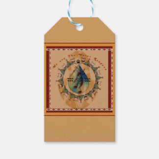 Standing Rock Pack Of Gift Tags