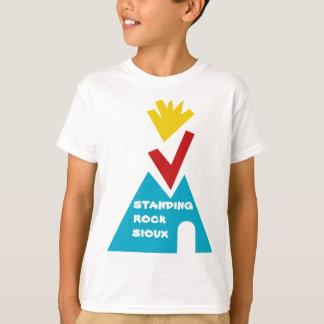 Standing Rock Sioux Tribe NoDAPL T-Shirt