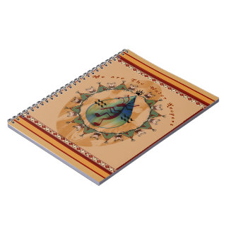 Standing Rock Spiral Note Book