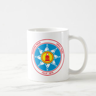 Standing Rock tribe logo Coffee Mug