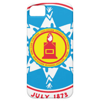 Standing Rock tribe logo iPhone 5 Covers