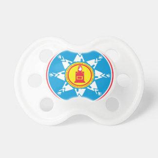 Standing Rock tribe logo Pacifier