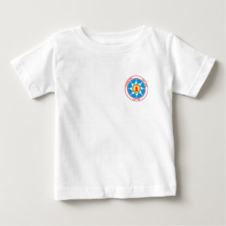 standing rock tribe pocket logo baby T-Shirt