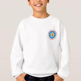 standing rock tribe pocket logo sweatshirt