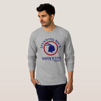 Standing Rock Water is Life T-Shirt