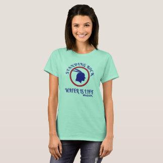 Standing Rock Water is Life T-Shirt