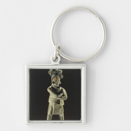 Standing royal figure keychains
