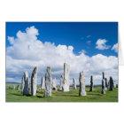 Standing Stones of Callanish 2 Card