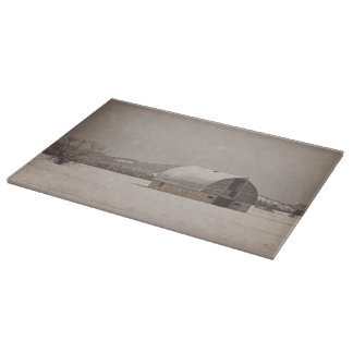 Standing Strong Cutting Board Western Barns