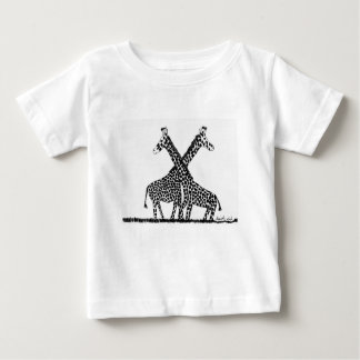 Standing tall together baby T-Shirt