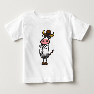 standing tippy baby T-Shirt