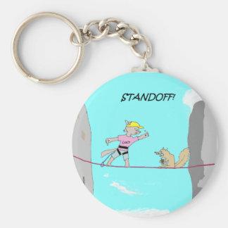 Standoff! Keychain