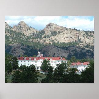 Stanley Hotel - Estes Park, Colorado Poster