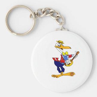 Stanley Stork Keychain