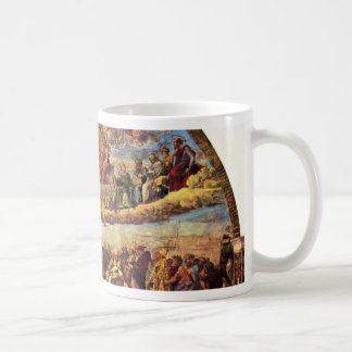 Stanza Della Signatura In The Vatican For Pope Jul Coffee Mug
