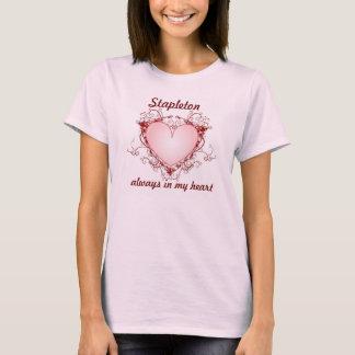 Stapleton ...always in my heart T-Shirt