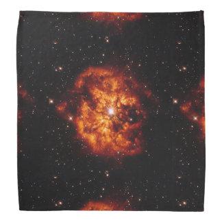 Star and Nebula Bandana
