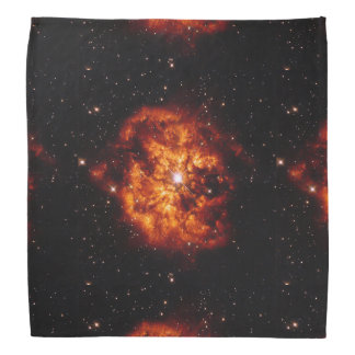 Star and Nebula Kerchief