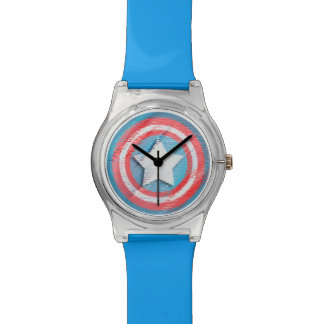 Star and No Stripe Watch