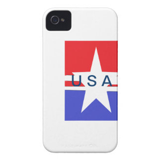 Star and Stripe iPhone 4.4SS Case