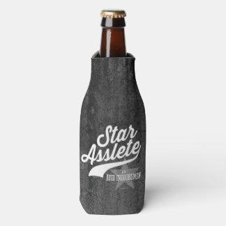 Star Asslete (Avid Indoorsman) Bottle Cooler