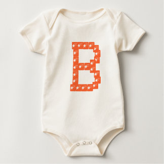 Star B, Team B Organic Bodysuit